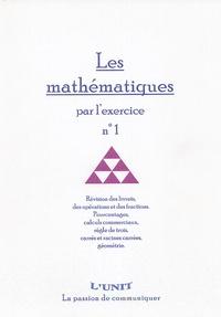 Maurice Le Guerrannic - Les mathématiques par l'exercice N°1.
