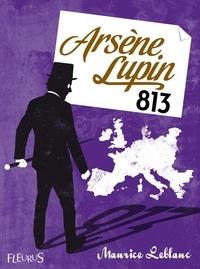 Maurice Leblanc - Arsène Lupin, 813.