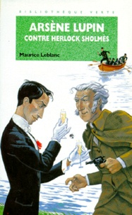 Deedr.fr Arsène Lupin contre Herlock Sholmès Image