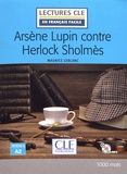 Maurice Leblanc - Arsène Lupin contre Herlock Sholmès. 1 CD audio MP3