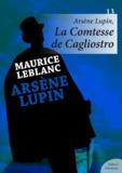 Maurice Leblanc - Arsène Lupin, La Comtesse de Cagliostro.