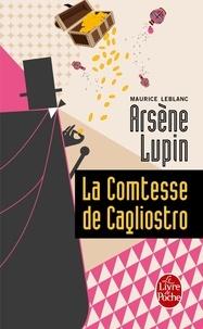 Maurice Leblanc - La Comtesse de Cagliostro - Arsène Lupin.