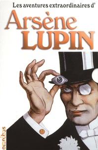 Maurice Leblanc - Les aventures extraordinaires d'Arsène Lupin  : Coffret 3 volumes.
