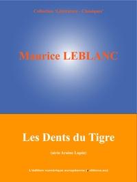 Maurice Leblanc et  L'Edition Numérique Européenne - .