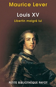 Deedr.fr Louis XV - Libertin malgré lui Image