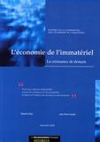 Maurice Lévy et Jean-Pierre Jouyet - L'économie de l'immatériel - La croissance de demain.