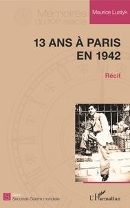 Histoiresdenlire.be 13 ans à Paris en 1942 - Récit Image