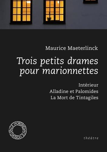 Trois petits drames pour marionnettes - Format PDF - 9782875683281 - 6,99 €