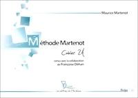 Maurice Martenot - Méthode Martenot - Cahier 2A.