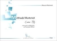 Deedr.fr Méthode Martenot - Cahier 2B Image