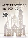 Maurice Mathon - Architectures en pop-up.