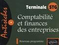 Maurice Mékiès - Comptabilité et finance des entreprises Tle STG.