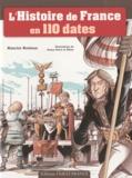 Maurice Meuleau - L'Histoire de France en 110 dates.