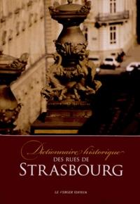 Maurice Moszberger - Dictionnaire historique des rues de Strasbourg.