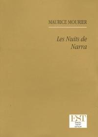 Maurice Mourier - Les Nuits de Narra.
