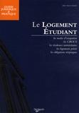 Maurice Mouthier - Le logement étudiant.