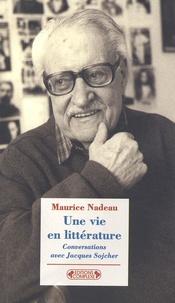 Maurice Nadeau - .