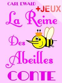 Maurice Pellisson et Claude Marc - La Reine Des Abeilles - Conte pour enfants - Avec des jeux sur la vie des abeilles. Mots en désordre, jeu de l'intrus, jeux de charades..