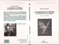 Maurice Pergnier - Du sémantique au poétique avec Baudelaire, Cocteau, Magritte.