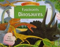 Maurice Pledger - Fascinants dinosaures.