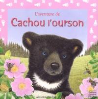 Maurice Pledger - L'aventure de Cachou l'ourson.