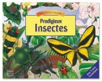 Maurice Pledger - Prodigieux insectes.
