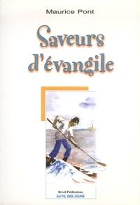 Maurice Pont - Saveurs d'évangile.