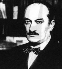Maurice Renard - La Rumeur dans la montagne.