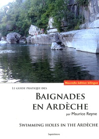 Maurice Reyne - Baignades en Ardèche.
