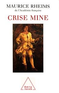 Maurice Rheims - Crise mine ou Un curieux dans la tourmente.