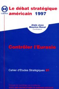 Maurice Ronai et Alain Joxe - .
