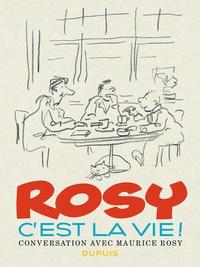 Histoiresdenlire.be C'est la vie! - Conversation avec Maurice Rosy Image
