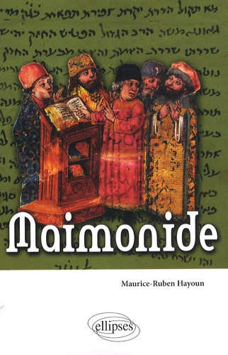 Maurice-Ruben Hayoun - Maimonide.