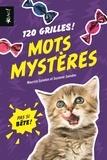 Maurice Saindon et Suzanne Saindon - Mots mystères - 120 grilles !.