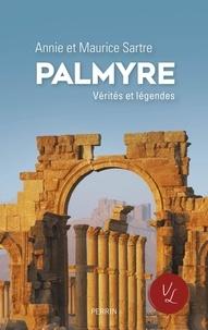 Maurice Sartre et Annie Sartre - Palmyre.