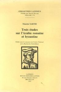 Alixetmika.fr Trois études sur l'Arabie romaine et byzantine Image