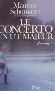 Maurice Schumann - Le Concerto en ut majeur.