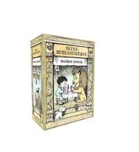 Maurice Sendak - Mini bibliothèque Maurice Sendak - Coffret en 4 volumes : Pascal ; Ma soupe de poule au riz ; J'adore les alligators ; Un deux trois... etcetera !.