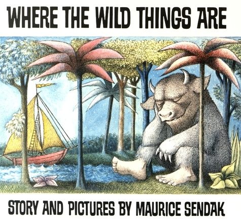 Maurice Sendak - Where the wild things are.