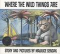 Maurice Sendak - Where The Wild Things Are. 1 CD audio