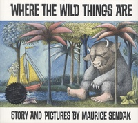 Maurice Sendak - Where The Wild Things Are. 1 CD audio