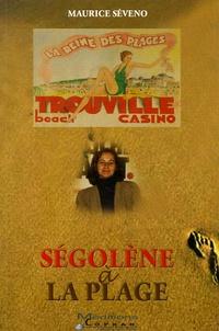 Maurice Séveno - Ségolène à la plage.