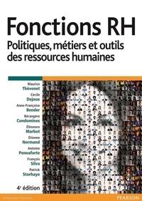 Ebooks gratuits téléchargements torrent Fonctions RH  - Politiques, métiers et outils des ressources humaines in French