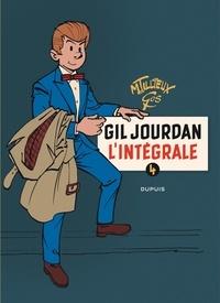 Maurice Tillieux - Tout Gil Jourdan Tome 4 : Gil Jourdan 1970 - 1979.