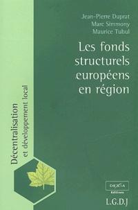 Les fonds structurels européens en région.pdf