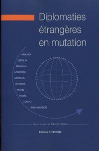 Deedr.fr Diplomaties étrangères en mutation Image