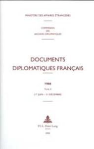 Documents diplomatiques français 1966 - Tome 2 (1er juin - 31 décembre).pdf