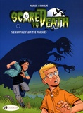 Mauricet et Virginie Vanholme - Scored to Death Tome 1 : The vampire from the marshes.