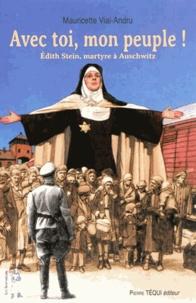 Avec toi mon peuple! - Edith Stein, martyre à Auschwitz.pdf