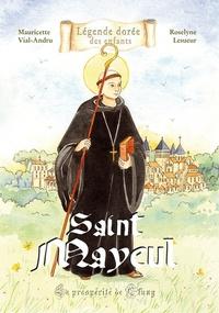 Mauricette Vial-Andru - Saint Mayeul.